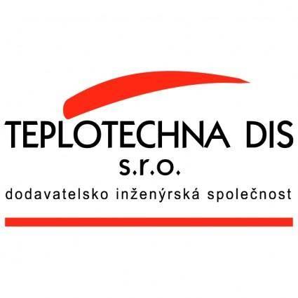 free vector Teplotechna dis