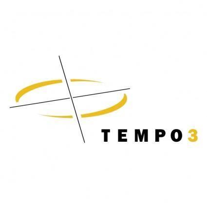 free vector Tempo 3