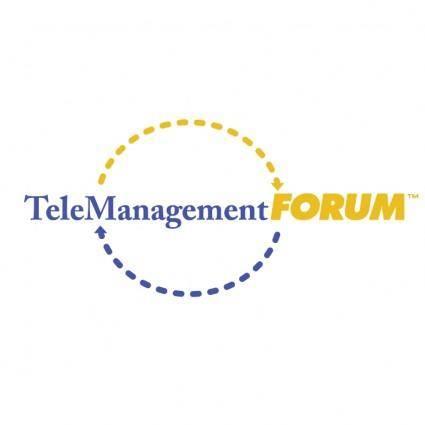 free vector Telemanagement forum