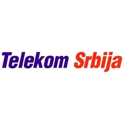 free vector Telekom srbija