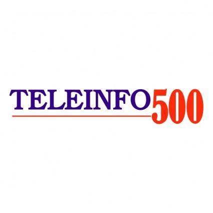 Teleinfo 500