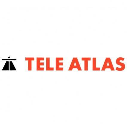 free vector Tele atlas