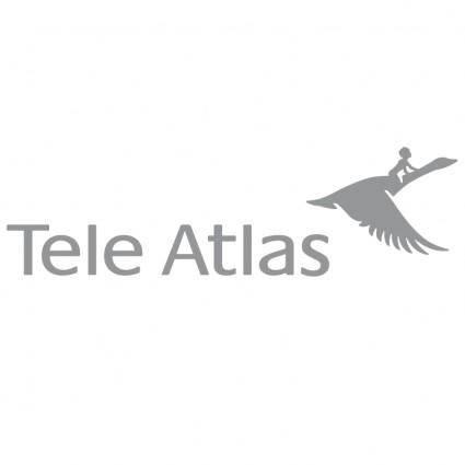 free vector Tele atlas 0