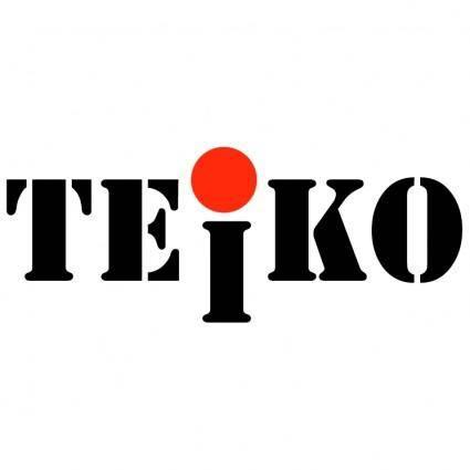 free vector Teiko