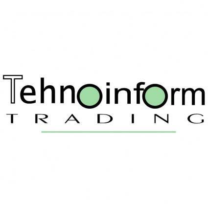 free vector Tehnoinform trading