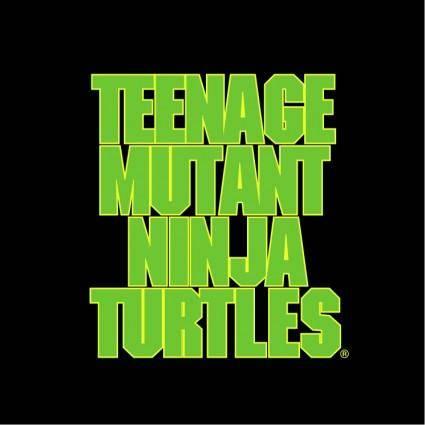 free vector Teenage mutant ninja turtles