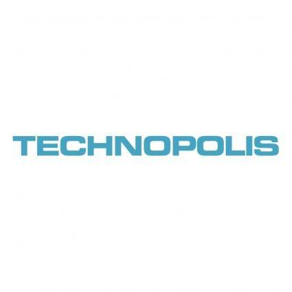 free vector Technopolis