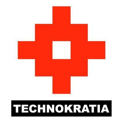 free vector Technokratia