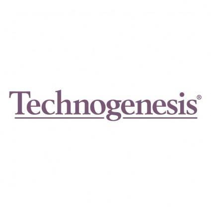 free vector Technogenesis