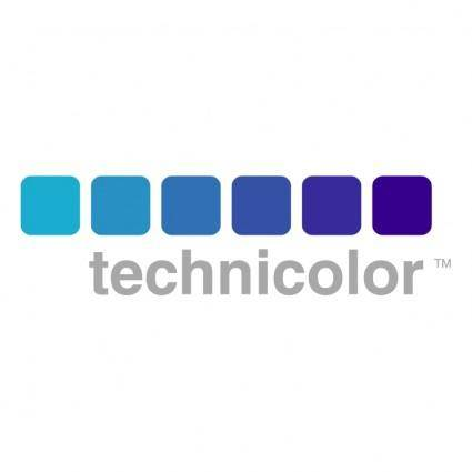 free vector Technicolor sound