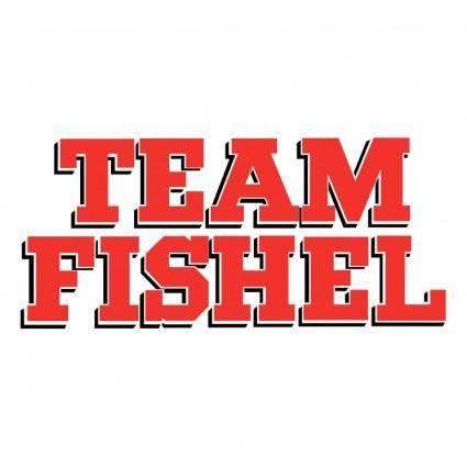 free vector Team fishel