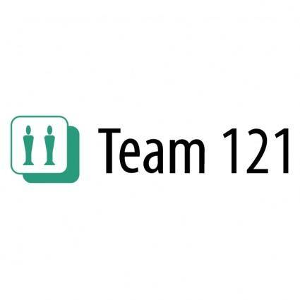 free vector Team 121