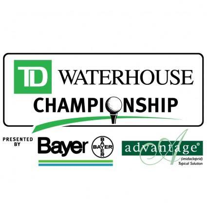 free vector Td waterhouse championship