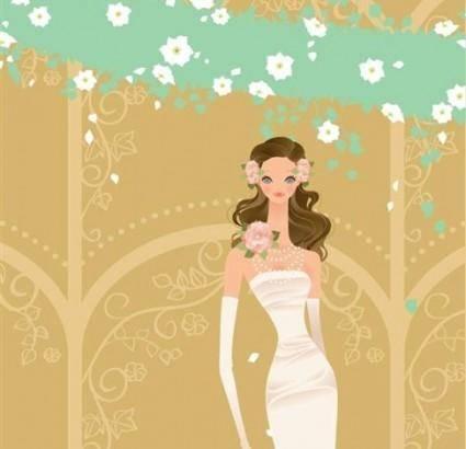 free vector Wedding Vector Graphic 23
