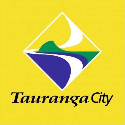 free vector Tauranga city 1