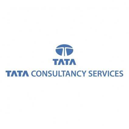 free vector Tata consultancy services