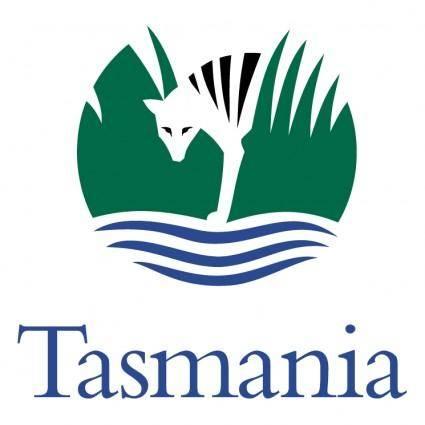 free vector Tasmania