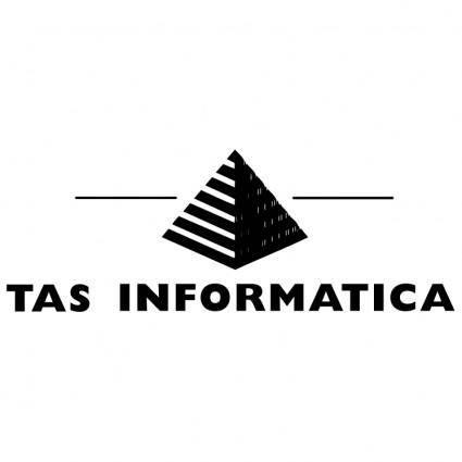 free vector Tas informatica