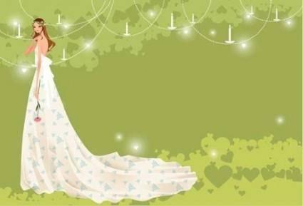 free vector Wedding Vector Graphic 9