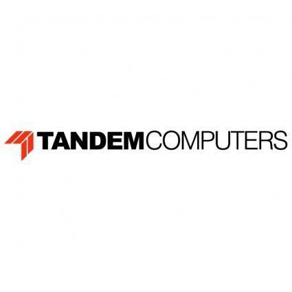 Tandem computers