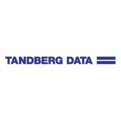 free vector Tandberg data