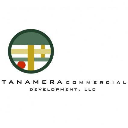 free vector Tanamera commercial development