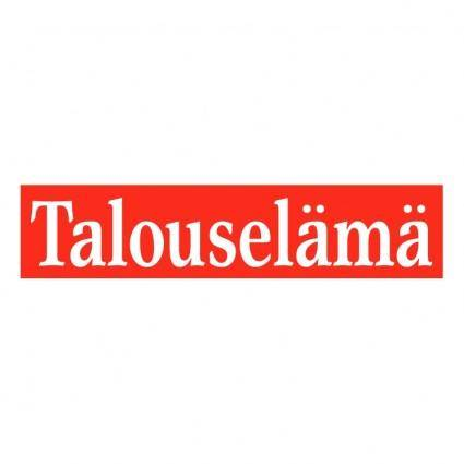 Talouselama