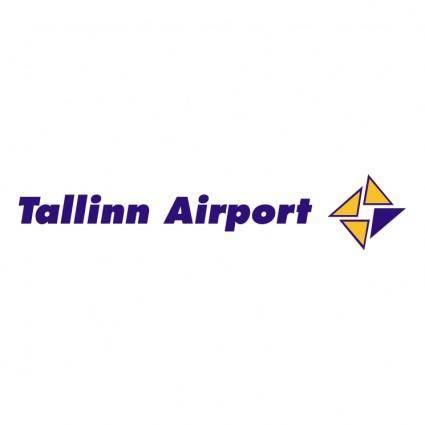 free vector Tallinn airport