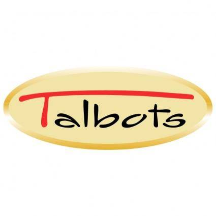 free vector Talbots