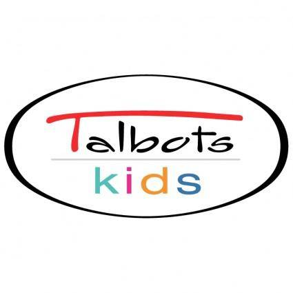 free vector Talbots kids