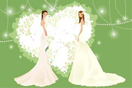free vector Wedding Vector Graphic 14