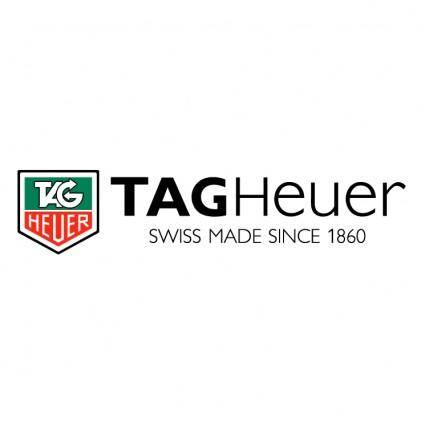 free vector Tag heuer 1