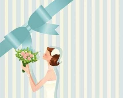 free vector Wedding Vector Graphic 15