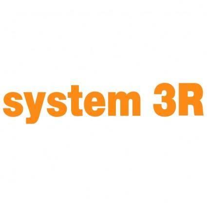 free vector System 3r