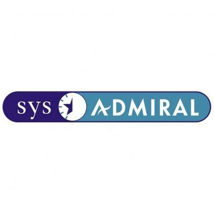 free vector Sysadmiral