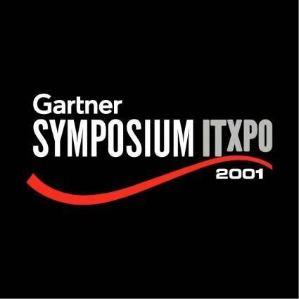 free vector Symposium itxpo 2001