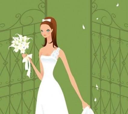free vector Wedding Vector Graphic 6