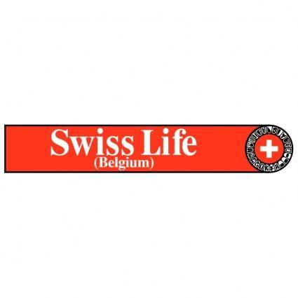 free vector Swiss life