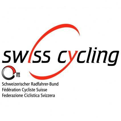free vector Swiss cycling
