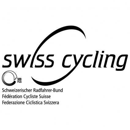 free vector Swiss cycling 0
