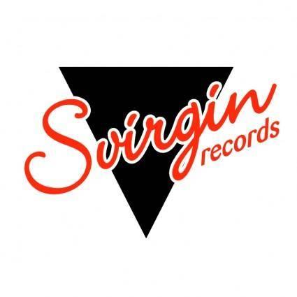 free vector Svirgin records