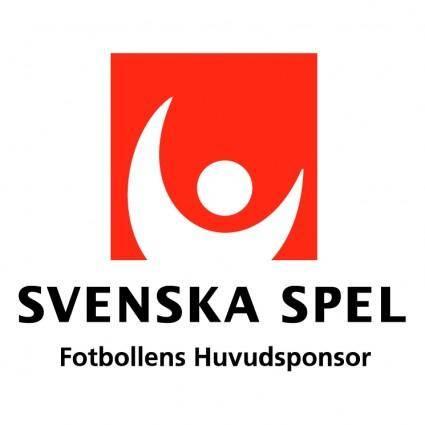 free vector Svenska spel