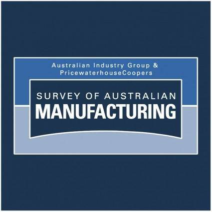 Survey of australian manufacturing