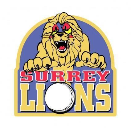 Surrey lions