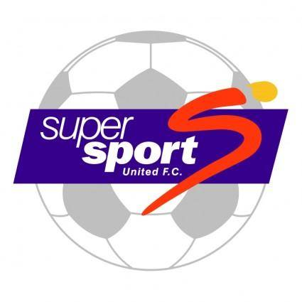 free vector Super sport united