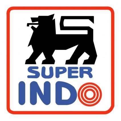 free vector Super indo