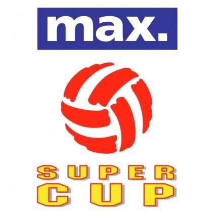 free vector Super cup