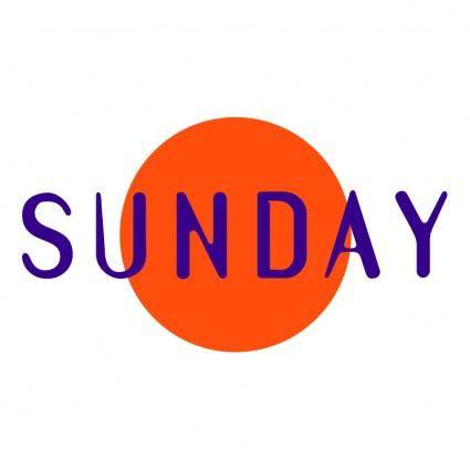 free vector Sunday communications
