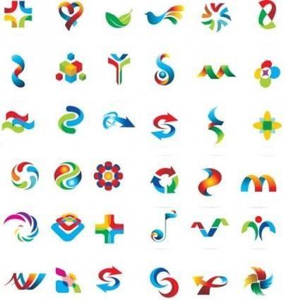 free vector Logo Design Template Vector Elements
