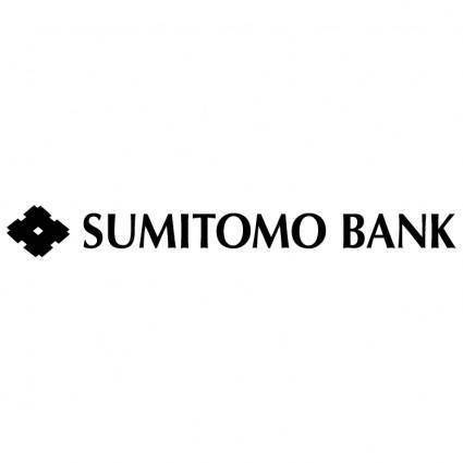 free vector Sumitomo bank